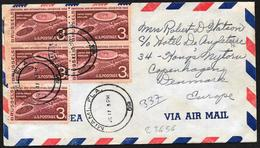 Stati Uniti/United States/États Unis: Padiglione USA, USA Pavilion - 1958 – Brussels (Belgium)