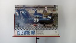 Ancienne Coupure De Presse Automobile CD Le Mans De 1964 - Voitures (Courses)