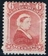 New Foundland, 1868/73, # 30, MNG - 1865-1902