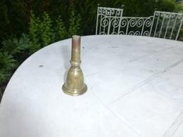Embouchure De Tuba (ou Grand Cuivre) Diamètre 46 Mm H 98 Mm  ; OJ 01 - Strumenti Musicali