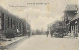 Col De La Schlucht 1130 M - Restaurant Freudenreich - France