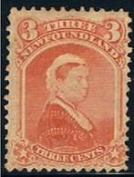 New Foundland, 1868/73, # 27, MNG - 1865-1902