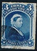 New Foundland, 1876/9, # 33, Used - 1865-1902