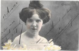 CPA..  FEMMES ARTISTIQUE..  OEHLERS..1904..  TBE ..SCAN - Women