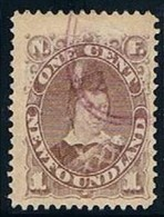 New Foundland, 1880, # 35, Used - 1865-1902