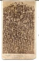 DISDERI . MOSAIQUE SOUS NAPOLEON 3 - Antiche (ante 1900)