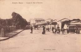 Maroc Oudjda Avenue De Bab El Kermiss - Sonstige