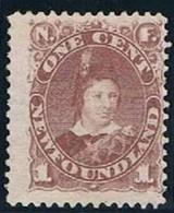 New Foundland, 1880, # 35, MNG - 1865-1902