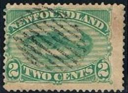 New Foundland, 1880, # 36, Used - 1865-1902