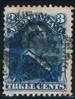 New Foundland, 1880, # 37, Used - 1865-1902