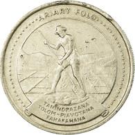 Monnaie, Madagascar, 10 Ariary, 1978, British Royal Mint, TTB, Nickel, KM:13 - Madagascar