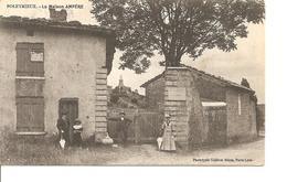 RHONE POLEYMIEUX  LA MAISON AMPERE ANIMEE ECRITE - Autres Communes