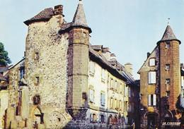 15 Salers Maison De La Ronade (2 Scans) - Autres Communes