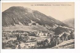 Carte Des Environs De Saint Jean D'aulph LA MOUSSIERE  Vallée De La Dranse  ( Recto Verso ) - Saint-Jean-d'Aulps