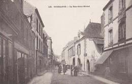 Guerande  ( 44 Loire Atlantique )  La Rue Saint Michel - Guérande