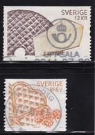 Sweden 2010, Complete Set Vfu. Cv 3,50 Euro - Oblitérés