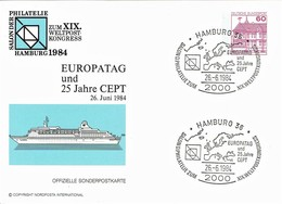 Germany - Postkarte Sonderstempel / Postcard Special Cancellation (v819) - [7] Federal Republic