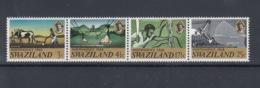 Swaziland Michel Cat.No. Mnh/**  156/159 - Swaziland (1968-...)