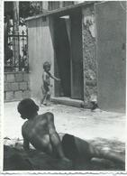 Real Photo,Children,enfants,1964.Skopje - Anonymous Persons