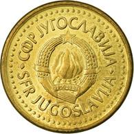 Monnaie, Yougoslavie, 50 Para, 1990, TTB, Laiton, KM:141 - Yugoslavia