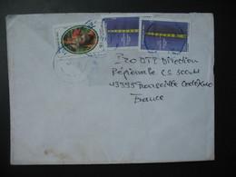 Lettre République Du Mali Pour La France Marseille Pro-BTP   TP Musée Nationale, Coiffure - Mali (1959-...)