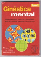 Portugal Ginástica Mental Tomo 3 Charadas Rätsel-Krüger GmbH Helena Morbey Naumann & Göbel - Books, Magazines, Comics