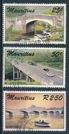 °°° MAURITIUS - Y&T N°667/69 - 1987 °°° - Mauritius (1968-...)
