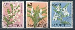 °°° MAURITIUS - Y&T N°659/61 - 1986 °°° - Mauritius (1968-...)