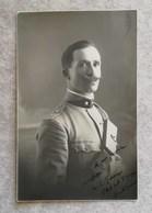 Cartolina Postale Italiana Da Zona Di Guerra (Mogliano Veneto) Per Zona Di Guerra 1915 - Fotografía
