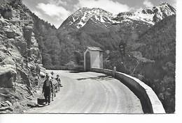 10) VINTAGE VIEW OF STRASSE, SIMPLON, VS, SWITZERLAND. - VS Valais