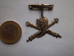 Artillerie-épinglette - Militari