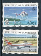 °°° MAURITIUS - Y&T N°795/96 - 1993 °°° - Mauritius (1968-...)