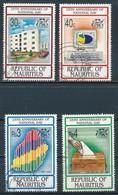 °°° MAURITIUS - Y&T N°790/93 - 1993 °°° - Mauritius (1968-...)