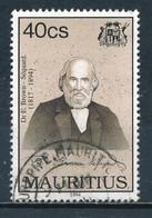 °°° MAURITIUS - Y&T N°813 - 1994 °°° - Mauritius (1968-...)