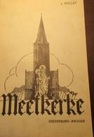 Meetkerke  -   Toponymie  -  Door J. Pollet - Zuienkerke