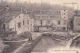 46 - Gramat : Le Moulin De L'Abzou - CPA écrite - Gramat