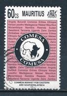 °°° MAURITIUS - Y&T N°846 - 1995 °°° - Mauritius (1968-...)