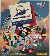 Figurina Panini WM France 98 - Lotto 16 Figurine - Panini