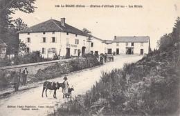 69 - La Buche (Station D'Altitude 700m) - Les Hôtels - Petite Animation - CPA écrite - France