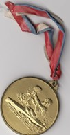 """Gold"" Medal Yugoslavia Cup 1984 Rowing Kayak Canoe Koper Slovenia - Aviron"