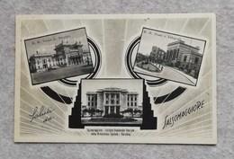 Cartolina Illustrata Saluti Da Salsomaggiore, Per Bologna 1949 - Gruss Aus.../ Grüsse Aus...
