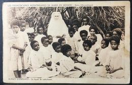 MOZAMBIQUE.....BEIRA.....Les Franciscaines Missionnaires De Marie En Mission - Mozambique