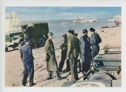 Débarquement En Normandie 6 Juin 1944, Général De Gaulle Libérateur - Chevojon Photographe (cp Vierge) N°3 - Guerre 1939-45