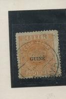 8 Ø Centrale Et Légère.  Superbe. Cote 600-euros Dans Yv. - Portuguese Guinea