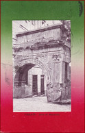 Trieste (Triest) * Arco Di Riccardo, Tor, Stadtteil  * Italien * AK2650 - Trieste
