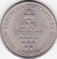 Azores - 25 Escudos (25$00) 1980 Regional Autonomy - Açores
