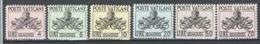 Vaticano 1954 Segnatasse (Sass.S.755) **/MNH VF - Taxes