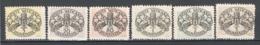 Vaticano 1945 Segnatasse Sass.S7/12 **/MNH VF - Taxes