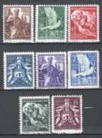 Vaticano 1938 Posta Aerea Sass. A 1/8 **/MNH VF - Poste Aérienne
