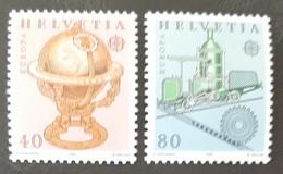 SUISSE    Europa 1983    N° Y&T  1178 Et 1179  ** - Svizzera